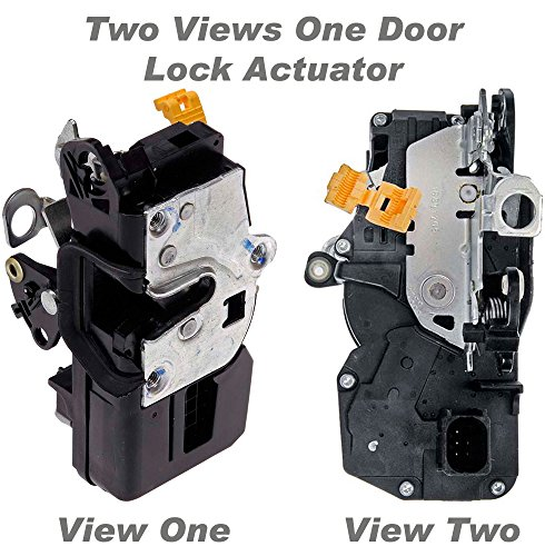 APDTY 042411 Door Lock Actuator DLA Motor Fits Front Left 2006-2011 Chevy Impala LS or LT (See APDTY-136099 For LTZ or SS Models; Replaces (Impala Ltz 2006)