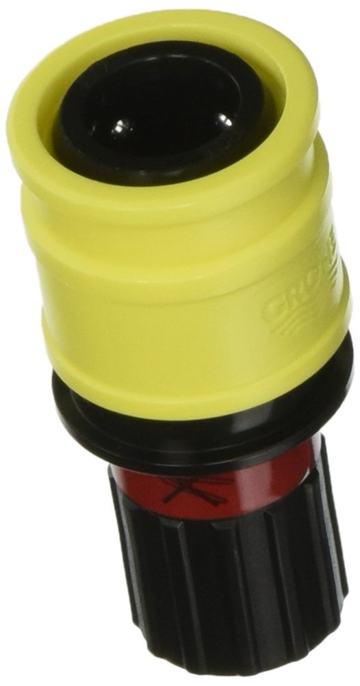 Grohe 46 138 000 Quick Coupling - Yellow