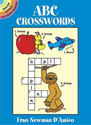 [ABC Crosswords] (By: Fran Newman-D'Amico) [published: May, 2005] ebook
