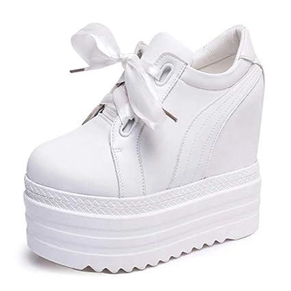 c1bfce13311ca Amazon.com: ASO-SLING Women's High Heels Platform Wedge Sneakers ...