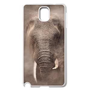African Elephant Personalized Cover Case with Hard Shell Protection for Samsung Galaxy Note 3 N9000 Case lxa#820988