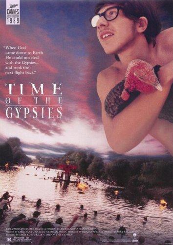 Filmcover Zeit der Zigeuner