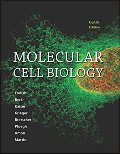 Molecular Cell Biology 8 Harvey Lodish Arnold Berk Chris A