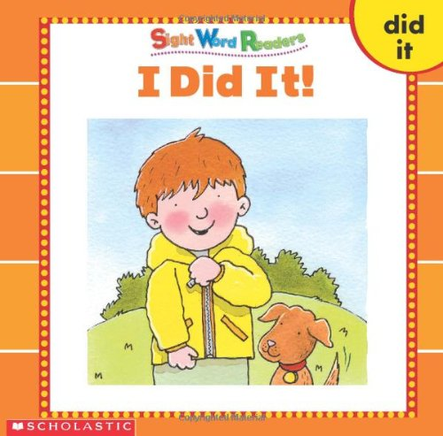 I Did It! (Sight Word Readers) (Sight Word Library) - Sight Words Library