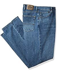Authentics Men's Classic 5-Pocket Regular Fit Jean