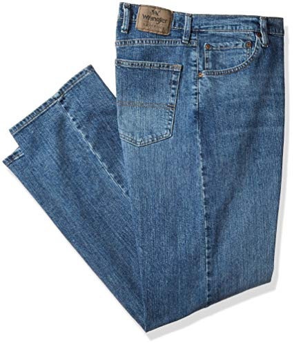 Wrangler Authentics Men's Classic 5-Pocket Regular Fit Jean