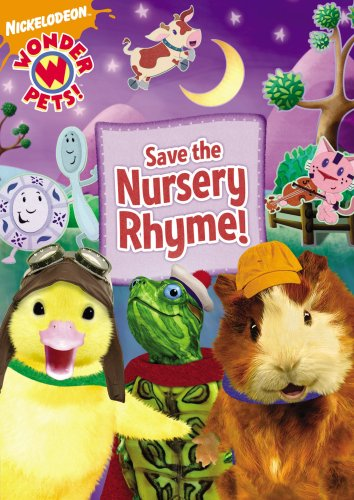 Wonder Pets!: Save the Nursery Rhyme
