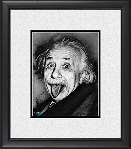 Albert Einstein Framed 8