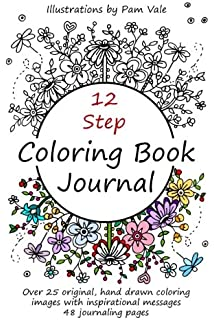 Amazon.com: Sobriety Garden Coloring Book: Transport yourself into ...