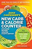 Best Calorie Counters - Dana Carpender's NEW Carb and Calorie Counter-Expanded, Revised Review