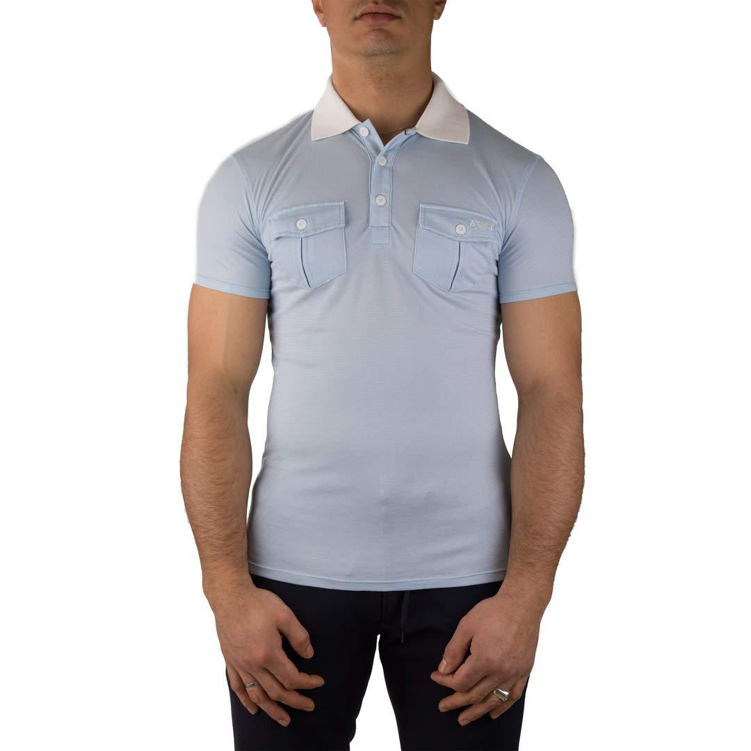 Armani Jeans - Polo - para Hombre: Amazon.es: Ropa y accesorios
