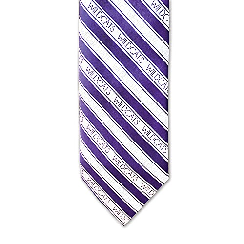 State University Necktie - Fan Frenzy Gifts NCAA Weber State NeckTie (Men's)