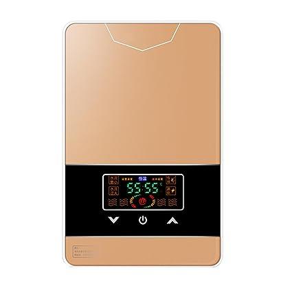Calentador de agua instantáneo sin tanque Calentador de inducción del termostato 7000w 220v Calentadores de agua