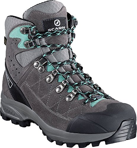 Scarpa Kailash Trek GTX Women titanium/reef water 40.5 EU (Scarpa Womens Kailash Gtx Lady)