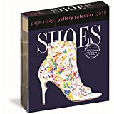 Shoes 2018 Page-A-Day Gallery Calendar