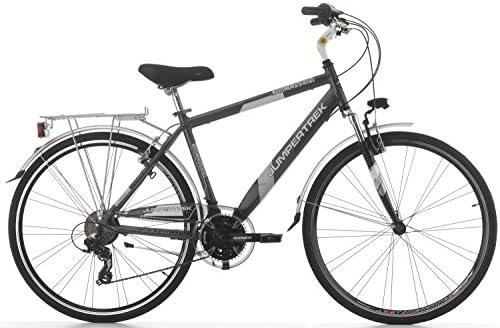Cicli Cinzia Bicicleta Discovery de Hombre, con Marco de Aluminio ...