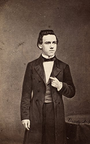 Paul Charles Morphy N(1837-1884) American Chess Player Original Carte-De-Visite Photograph By Mathew Brady Or Assistant New York 1857 Poster Print by (18 x 24)