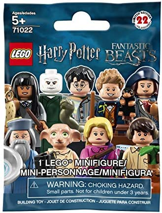 LEGO Harry Potter Fantastic Beasts 71022 Minifigure Blind Bag Dobby