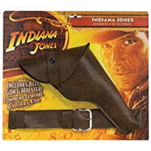 Rubies Costume Indiana Jones Belt, Gun and Holster Accessory Set