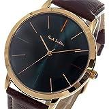ポールスミス PAULSMITH エムエー MA クオーツ メンズ 腕時計 P10056 グリーン [並行輸入品]