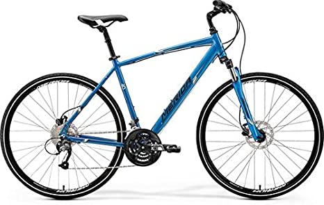 Merida Crossway de 40 D 28 pulgadas Cross Bike azul/blanco (2017), tamaño 48: Amazon.es: Deportes y aire libre