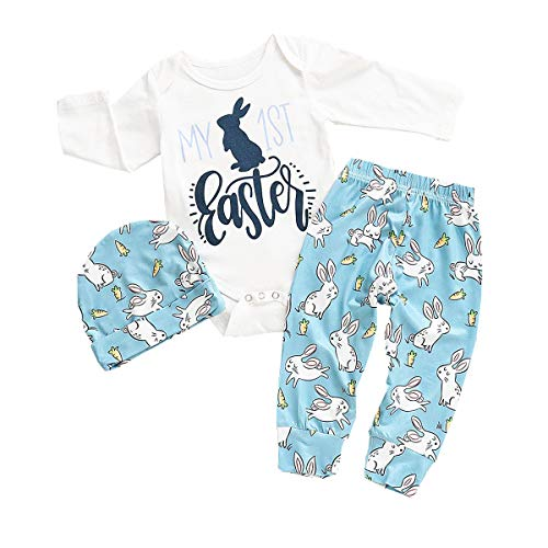3Pcs/Set Newborn Infant Baby Girl Boy My 1st