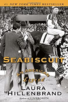 Seabiscuit 0345465083 Book Cover
