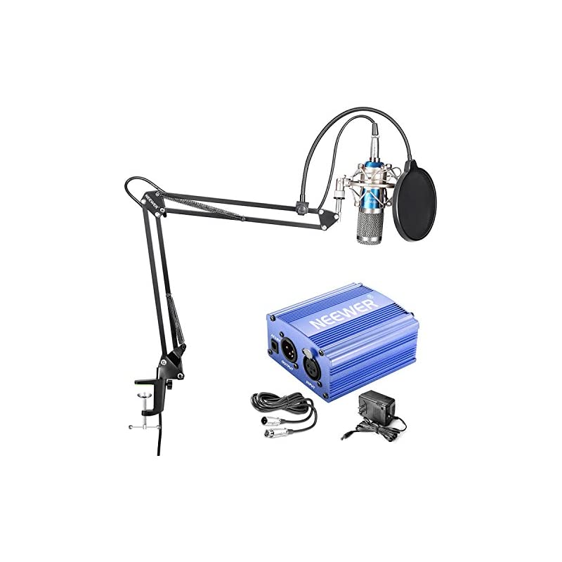 Neewer NW-800 Condenser Microphone Kit -