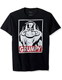 Men's Snow White and Seven Dwarfs Grumpy Graphic T-Shirt