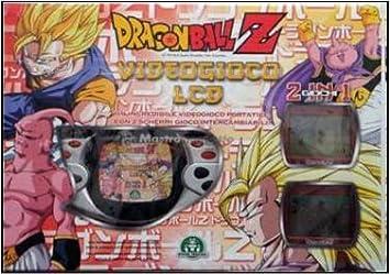 Dragon Ball Z Máquina con 2 Juegos [Juguete]: Amazon.es: Juguetes y juegos