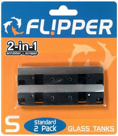 Flipper Stainless Steel Replacement Blade 2 Pack