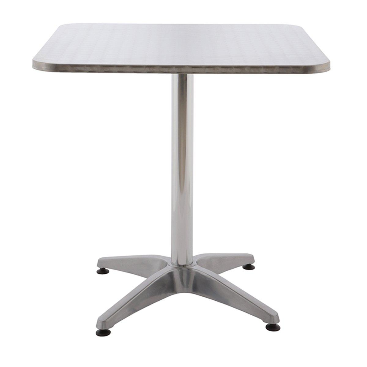 Wsv Alu Tisch Aoste Bistrotisch Gartentisch Balkontisch