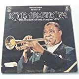 Louis Armstrong With The All-Stars / The Best Of Louis Armstrong With The All Stars