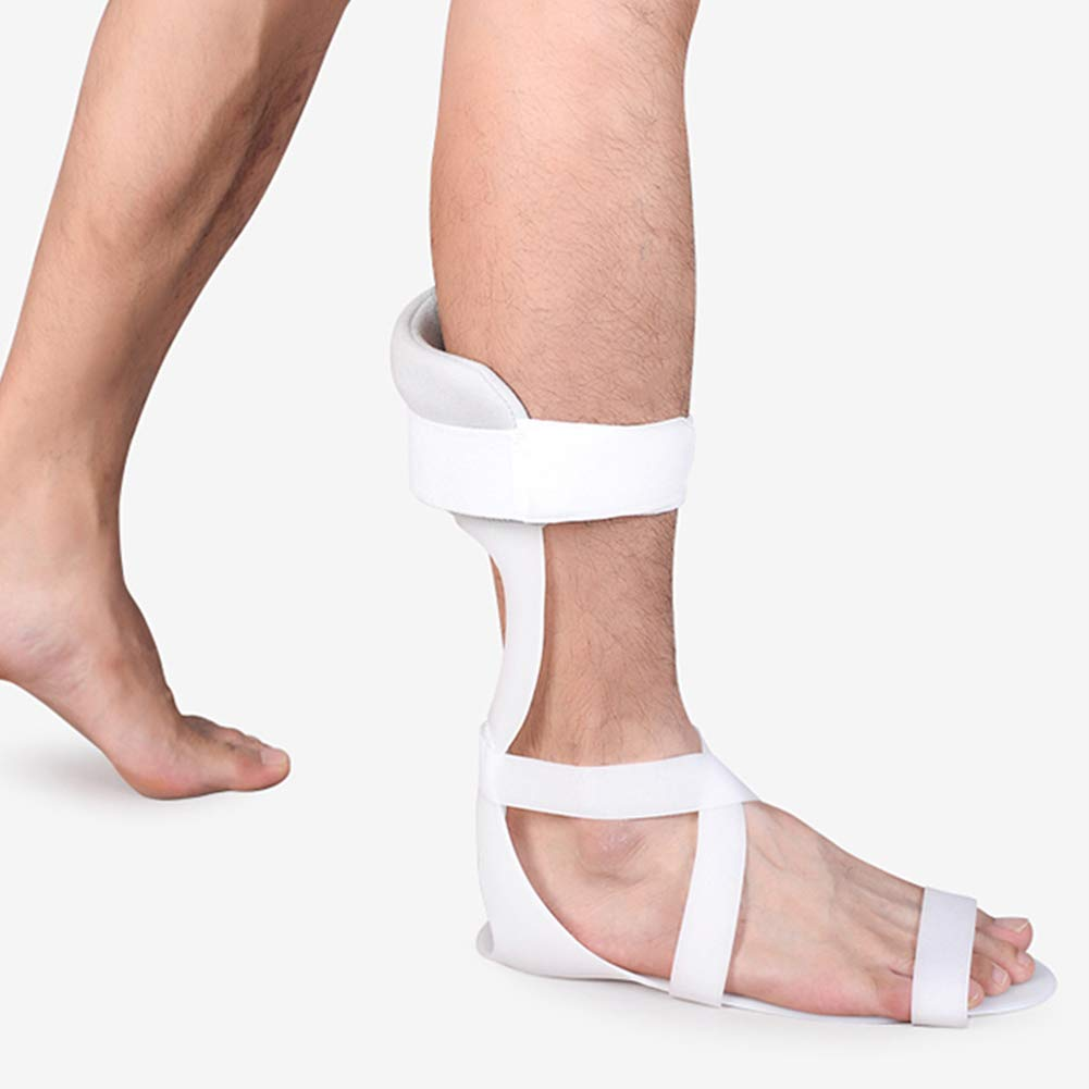 Echaprey Adjustable Swedish Ankle Foot Orthosis (AFO) for Foot and Ankle Support (Left, L) by Echaprey (Image #6)