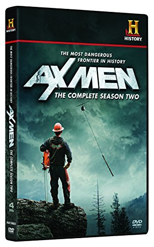 Ax Men: Complete Season Two [DVD] [Region 1] [US Import] [NTSC]