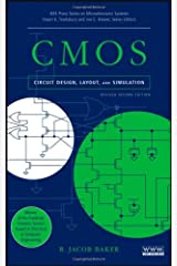 CMOS Circuit Design, Layout, and Simulation, Revised Second Edition Hardcover