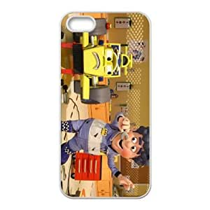 Roary The Racing Car iPhone 4 4s Cell Phone Case White ZTO