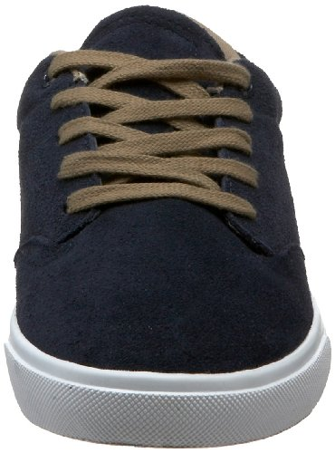 GLOBE Skate Shoes LIGHTHOUSE NAVY/LIGHT TAUPE Size 11.5