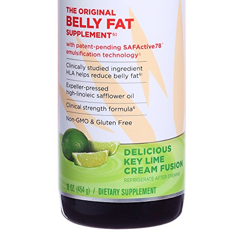 Re-Body - SafSlim, Helps Achieve Healthy Weight Goals, Key Lime Cream Fusion, 30 Servings (16 Oz)