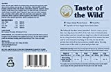 Taste of the Wild Pacific Stream Grain Free Protein Real Meat Recipe Natural Wet Canned Dog Food, a Stew with Real Smoked Salmon, 13.2oz Case of 12