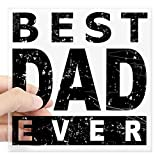 """CafePress - Best Dad Ever Square Sticker 3"""" Review and Comparison"""