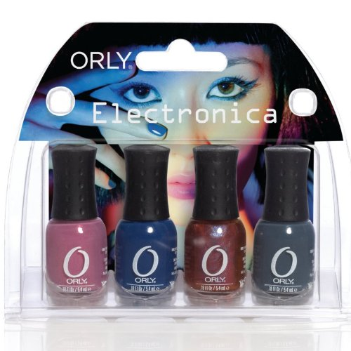 Orly Electronica Fall 2012 Mini Set
