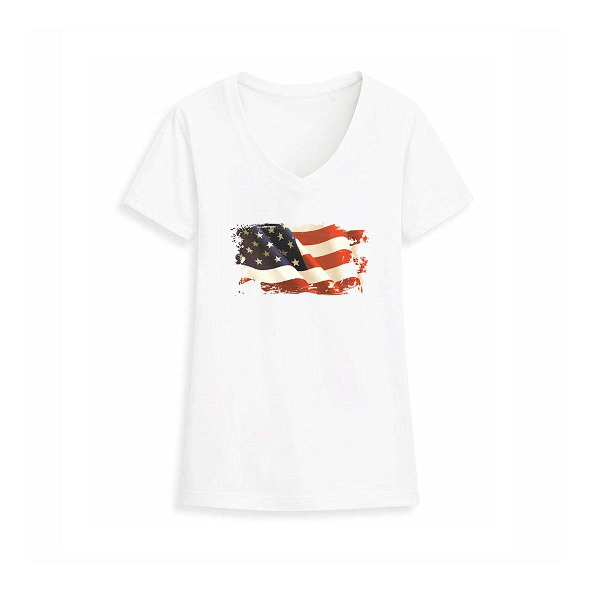 Amazon Iron On American Flag Patches Set 3 Pcs Large Heat