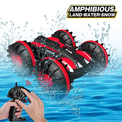 Amphibious Toy Car
