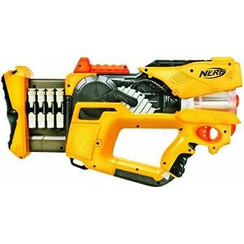 Amazon Com Nerf N Strike Firefly Dart Blaster Toys Amp Games