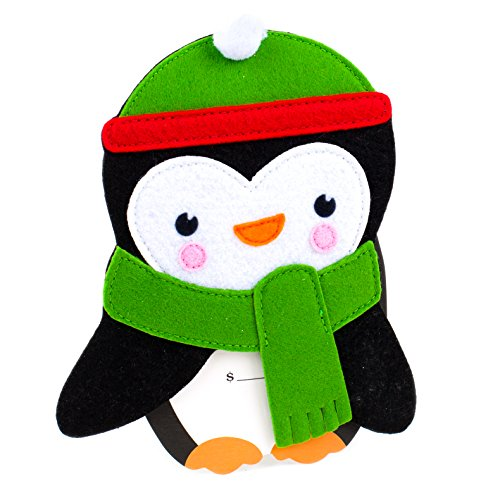 Holder Penguins (Hallmark Holiday Gift Card Holder (Penguin))