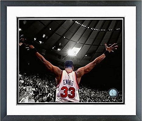 fada33cc6b4ca Patrick Ewing New York Knicks NBA Spotlight Action Photo (Size: 18