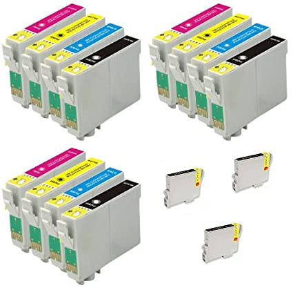 MyInkLink T12816 - Cartuchos de tinta XL para impresoras Home XP ...