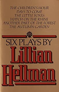 The harcourt brace anthology of drama w b worthen 9780155080553 six plays by lillian hellman fandeluxe Image collections