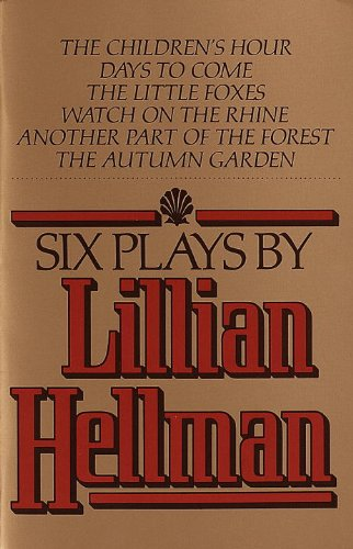 six-plays-by-lillian-hellman
